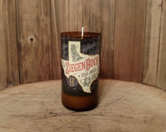 Ziegenbock Beer Candle