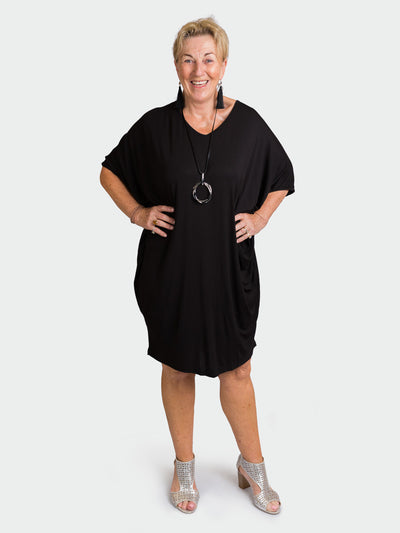 Batwing Miracle Dress
