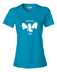 Everyone Has Wings Women's T - Happy Fun Store    - 2
