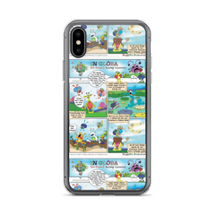 Swimp Comic Iphone case