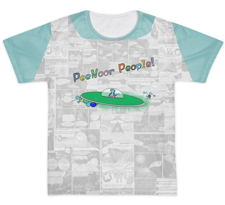 PeeNoor Uni-Sex Shirt! - Happy Fun Store    - 1