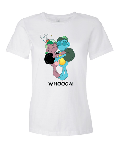 SWIMP WOOGA - Women's T