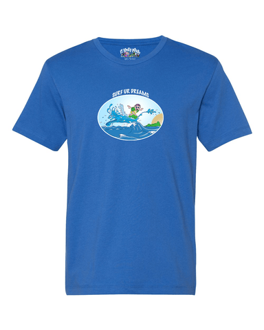 Surf Your Dreams UNISEX-T