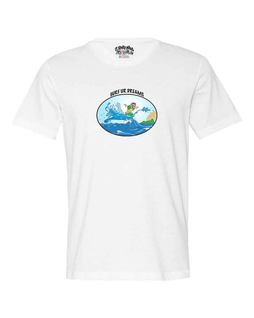 Surf Your Dreams Men's T* - Happy Fun Store    - 2