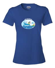 Surf Your Dreams Women's T - Happy Fun Store    - 1