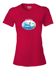 Surf Your Dreams Women's T - Happy Fun Store    - 4