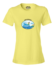 Surf Your Dreams Women's T - Happy Fun Store    - 6