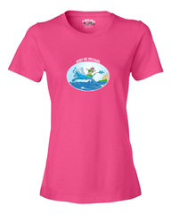 Surf Your Dreams Women's T - Happy Fun Store    - 2