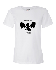 Everyone Has Wings Women's T - Happy Fun Store    - 5