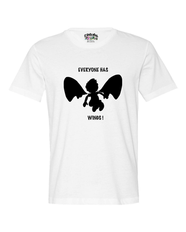 Everyone Has Wings Men's T*