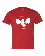 Everyone Has Wings Men's T* - Happy Fun Store    - 5