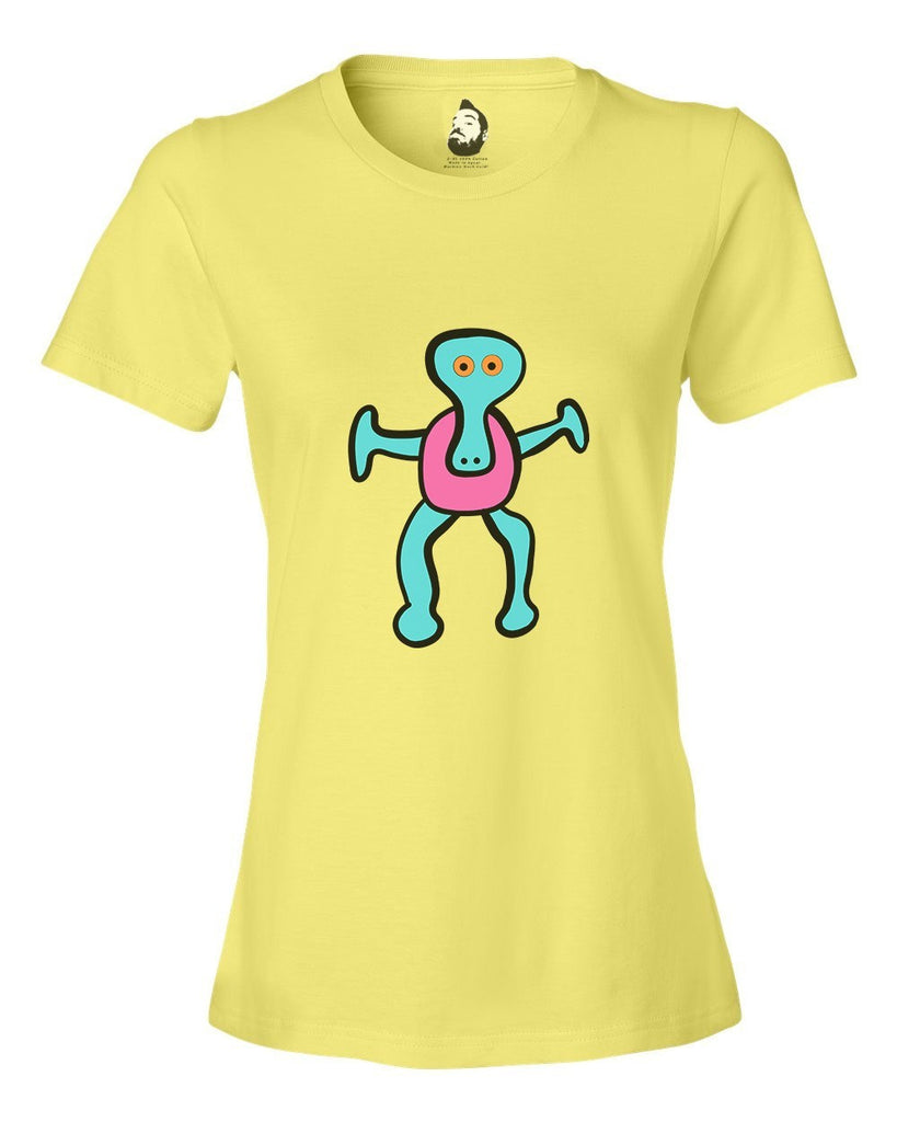 PeeNoor - Women's T - Happy Fun Store    - 1