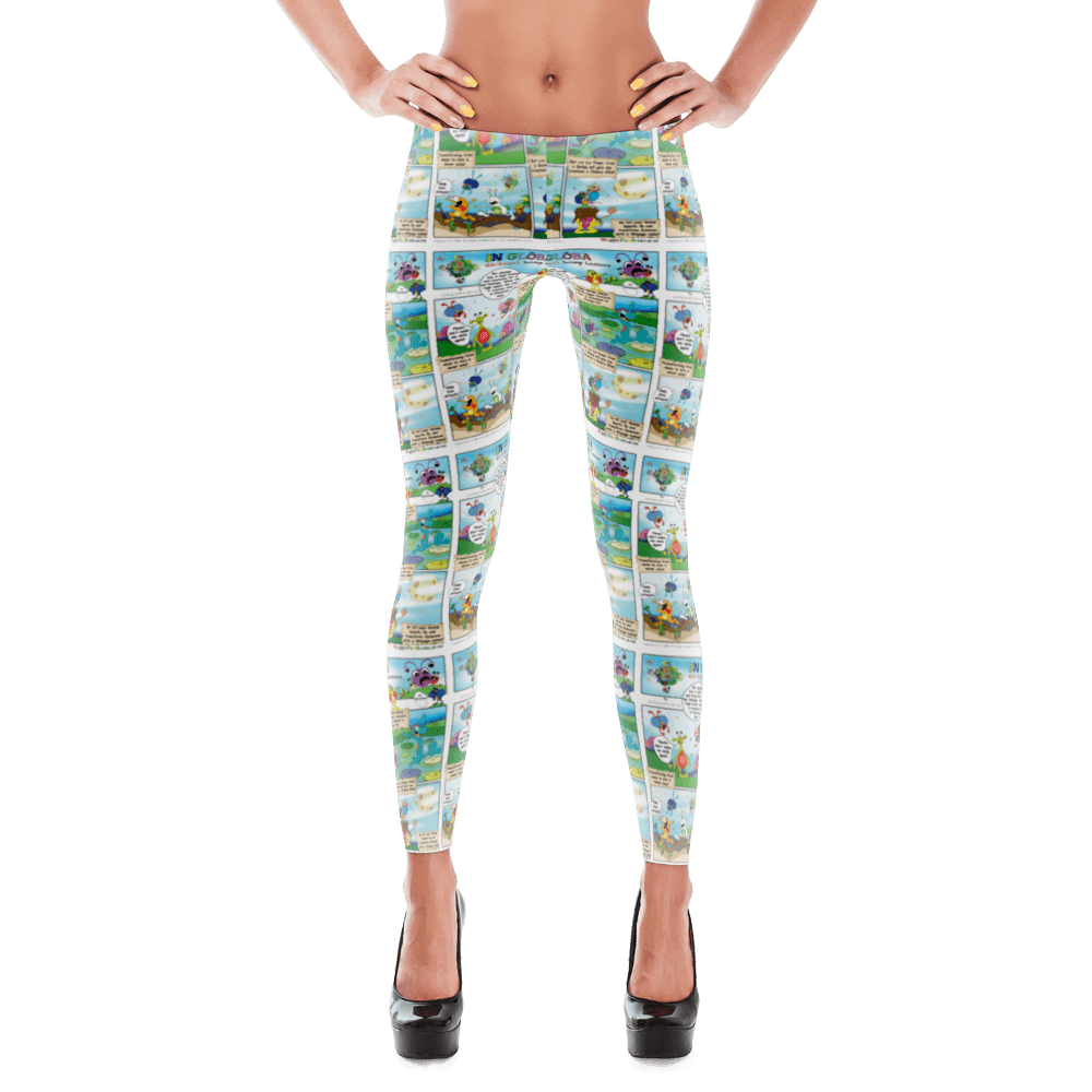 In GlŌba #6 Leggings! - Happy Fun Store    - 1