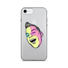 tY Color Head Iphone case
