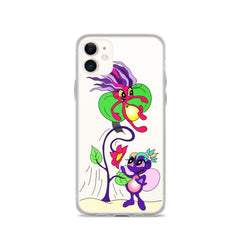 Winda Flower Iphone case