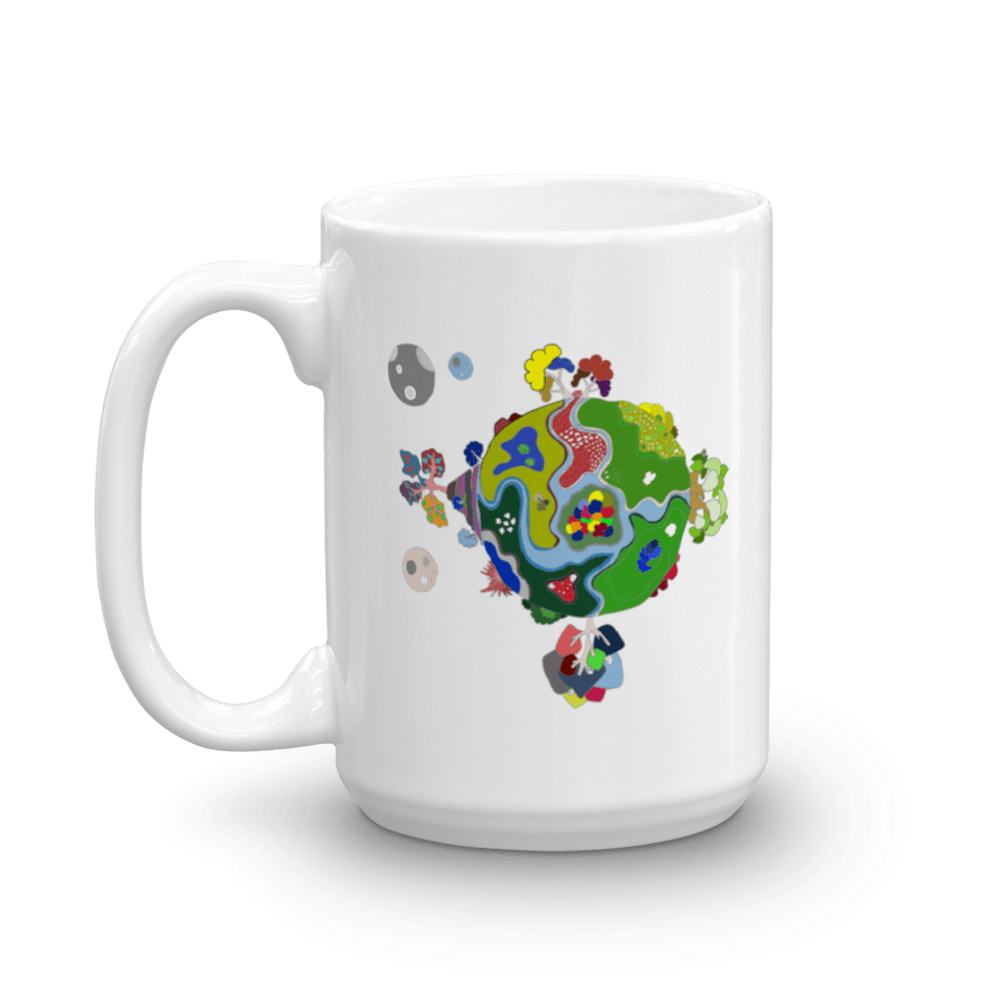 GlŌba 15 oz. Mug - Happy Fun Store