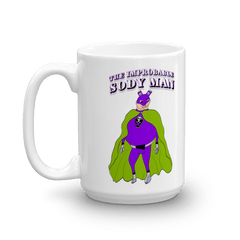 The Improbable Sody Man Mug! - Happy Fun Store    - 2