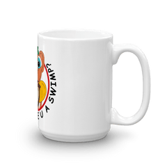 Are U A SWIMP? 15 oz. Mug - Happy Fun Store    - 2