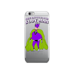The Improbable Sody Man Iphone case - Happy Fun Store