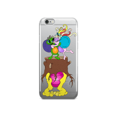 Kissing Swimps Iphone case - Happy Fun Store