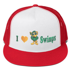 I Love Swimps Trucker Hat