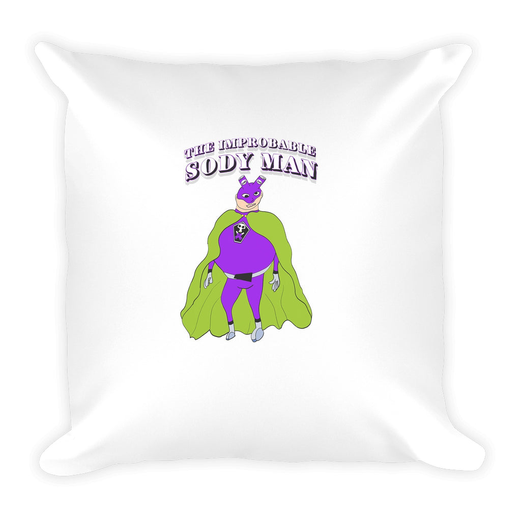 The Improbable Sody Man Pillow! - Happy Fun Store
