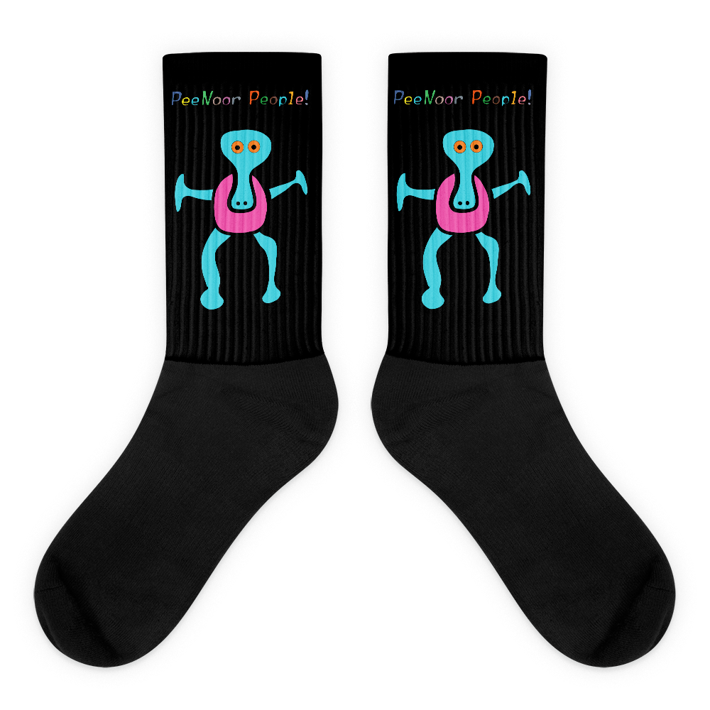 PeeNoor Socks! - Happy Fun Store