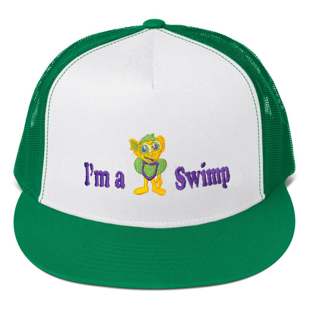 I'm a Swimp Trucker Hat