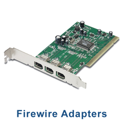 Firewire Adapter Cards