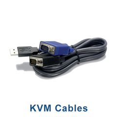 KVM Cables and Leads