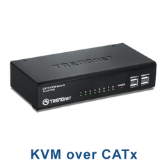 KVM over Ethernet CATx