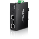 Industrial Hardened PoE Switches