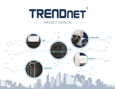 TRENDnet Product Catalog