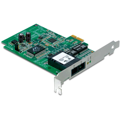 Gigabit Fibre PCI Express Adapter Card TEG-ECSX