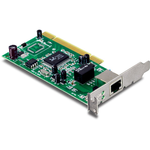 Low Profile Gigabit PCI Network Adapter TEG-PCITXRL