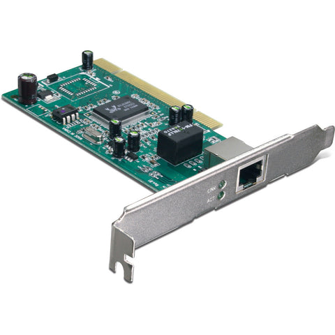 Gigabit PCI Network Adapter Card TEG-PCITXR