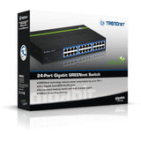 TEG-S24Dg 24 port gigabit switch Trendnet