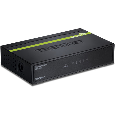 5-Port Gigabit GREENnet Switch TEG-S50g