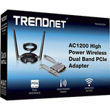 AC1200 Wireless Dual Band PCIe Adapter Card TEW-807ECH