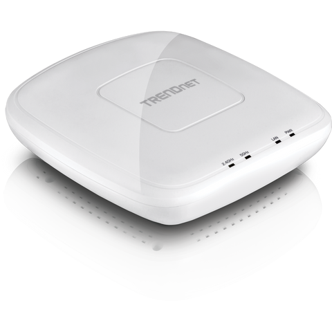 TEW-821DAP AC1200 Dual Band PoE Access Point TRENDnet