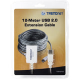 TRENDnet USB 2.0 Active Extension Cable TU2-EX12
