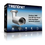 TRENDnet Outdoor PoE Day/Night Camera TV-IP343PI
