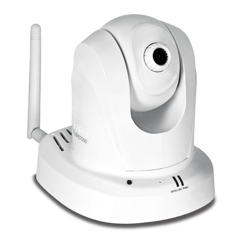 Megapixel HD Wireless N PTZ Internet Camera TV-IP672W