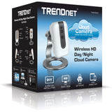 Trendnet Wireless HD Cloud Camera TV-IP762IC
