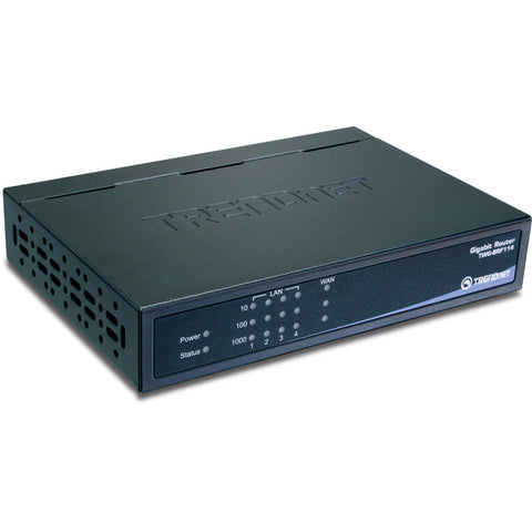4 Port Gigabit Firewall Router TWG-BRF114