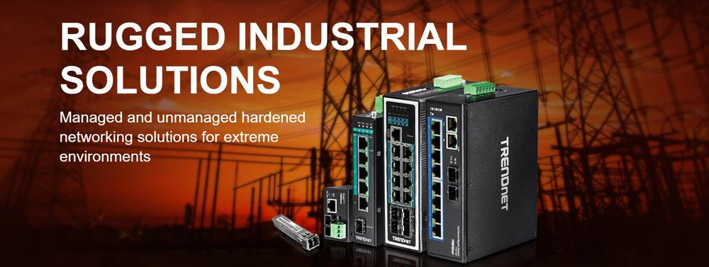 Hardened Industrial Networking