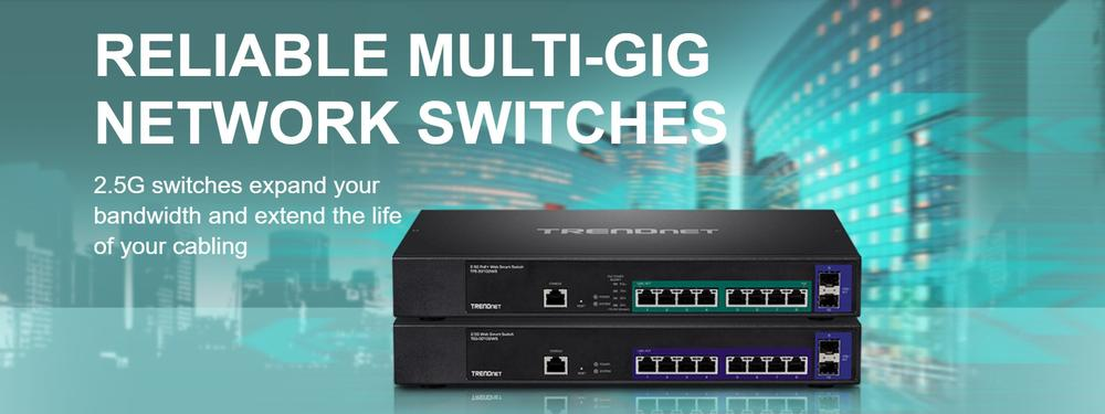 GREENnet Network Switches