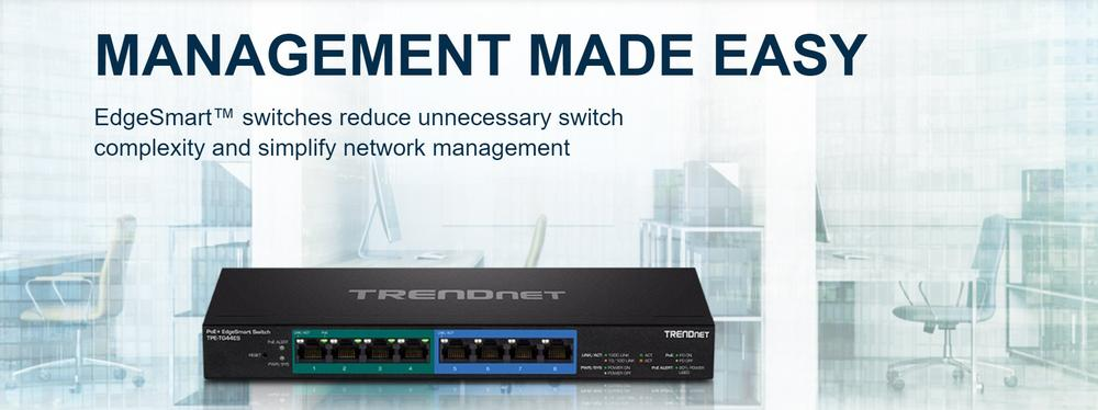 EdgeSmart Network Switches