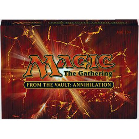 MTG FROM THE VAULT; ANNIHILATION