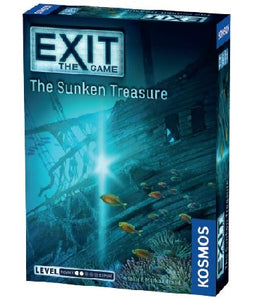 EXIT ~ SUNKEN TREASURE